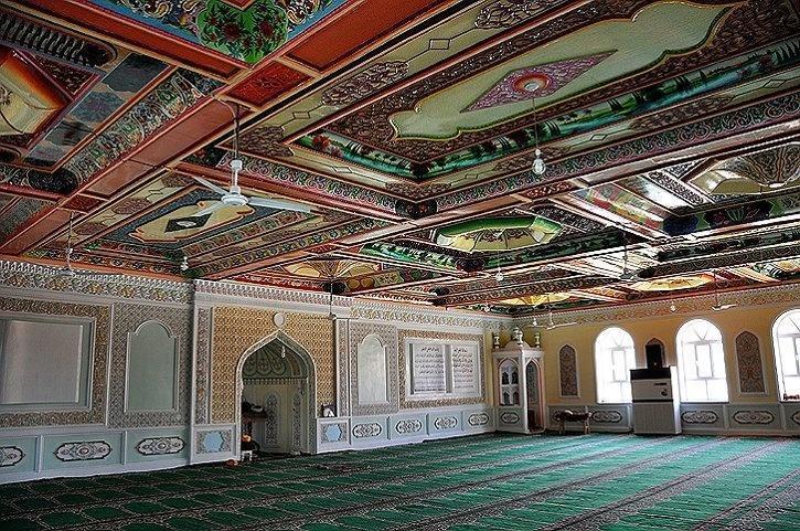 维吾尔族民居建筑技艺
