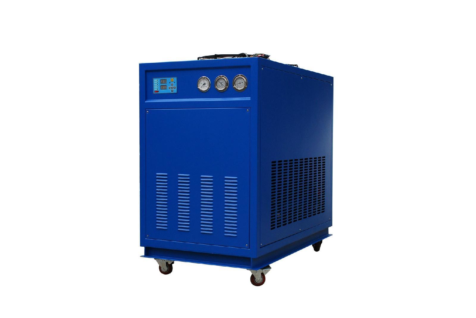 工业冷机_工业冷水机组
