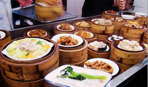 广州美食图片手绘