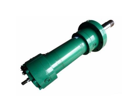 如未作减速处理,液压缸活塞与缸盖将发生机械碰撞,产生冲击,噪声,有