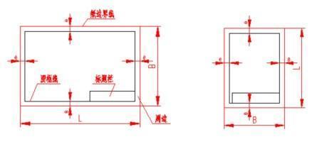 图纸是机械制造,房屋建筑制造全过程的技术语言,为了便于生产管理