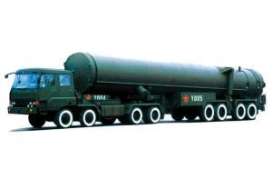 东风-31弹道导弹