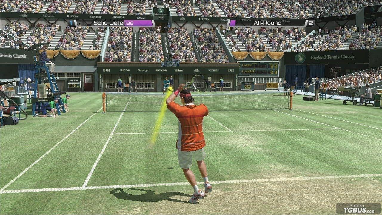 虚拟网球手机版-虚拟网球下载 4.0 安卓版-新云软件园