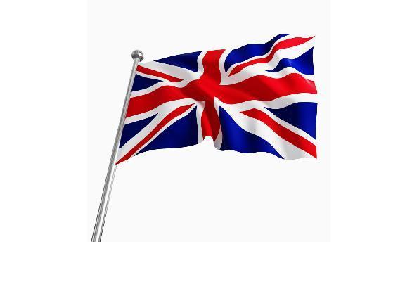 英国国旗上的十字综合了原英格兰(白地红色正十字旗),苏格兰(蓝地白
