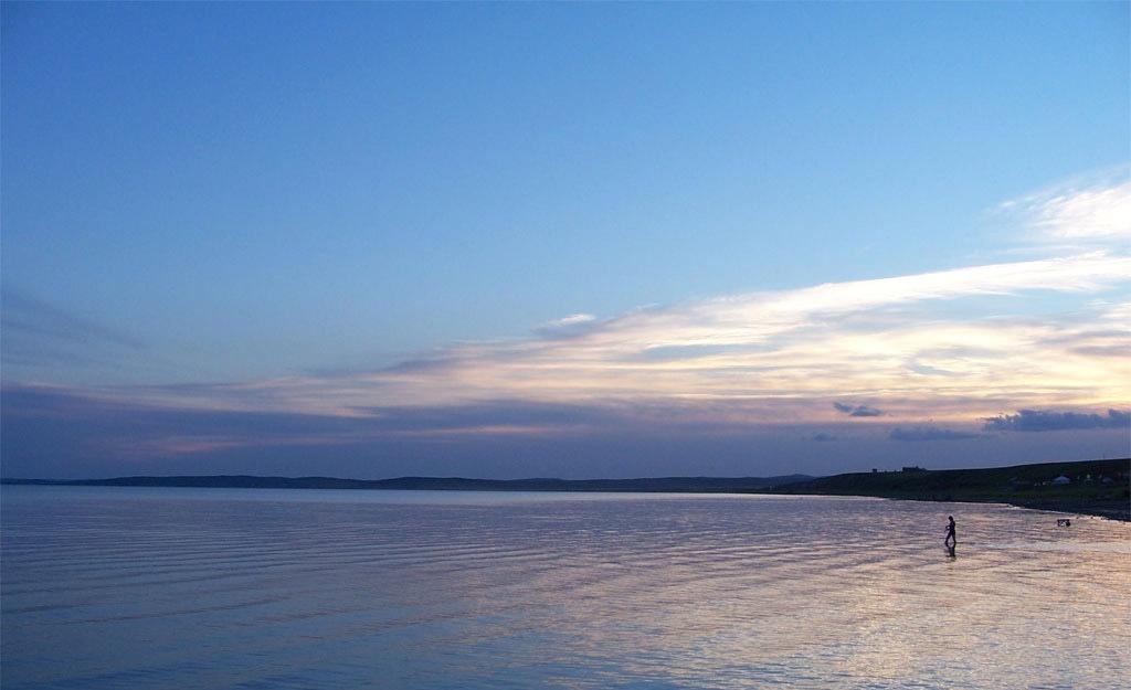 (三)查干湖:位于满洲里市西部,湖水面积0.25平方公里,集水面积35.