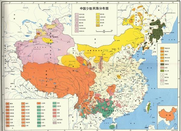 中国人口密度分布图_中国的人口密度