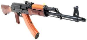 AKM突击步枪