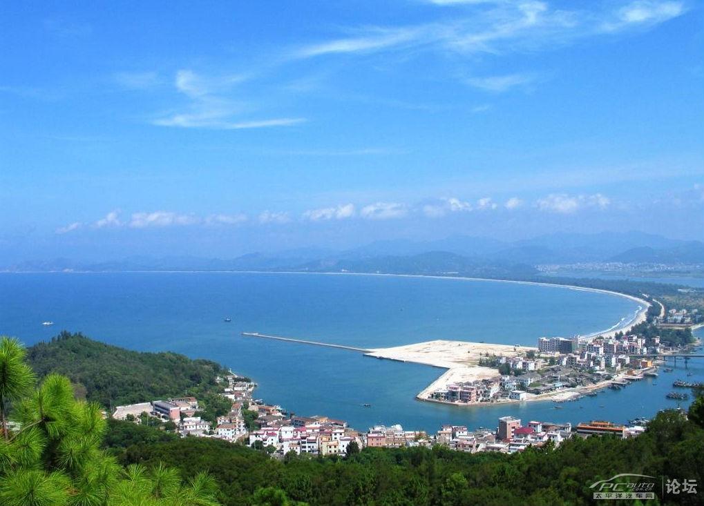 全部版本 最新版本  稔平半岛位于惠州市惠东县南部大亚湾与红海湾