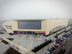 城阳体育馆图片