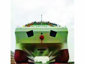 瑞利10号双体船