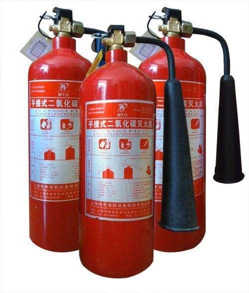 天盾灭火器批发供应手提二氧化碳灭火器 二氧化碳灭火器救生器材