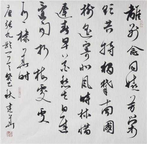 段建华(镇原县书法家协会副主席)图片
