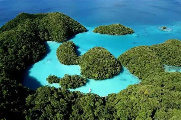 帕劳昂奥尔岛