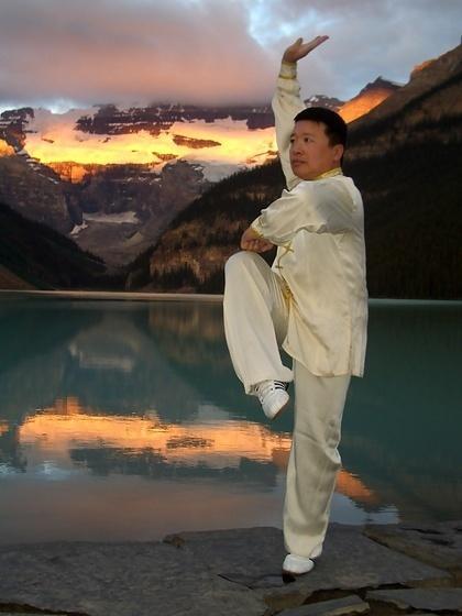 少林拳图片