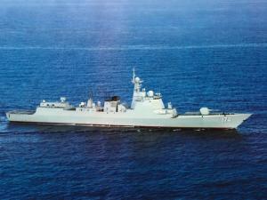 合肥号驱逐舰