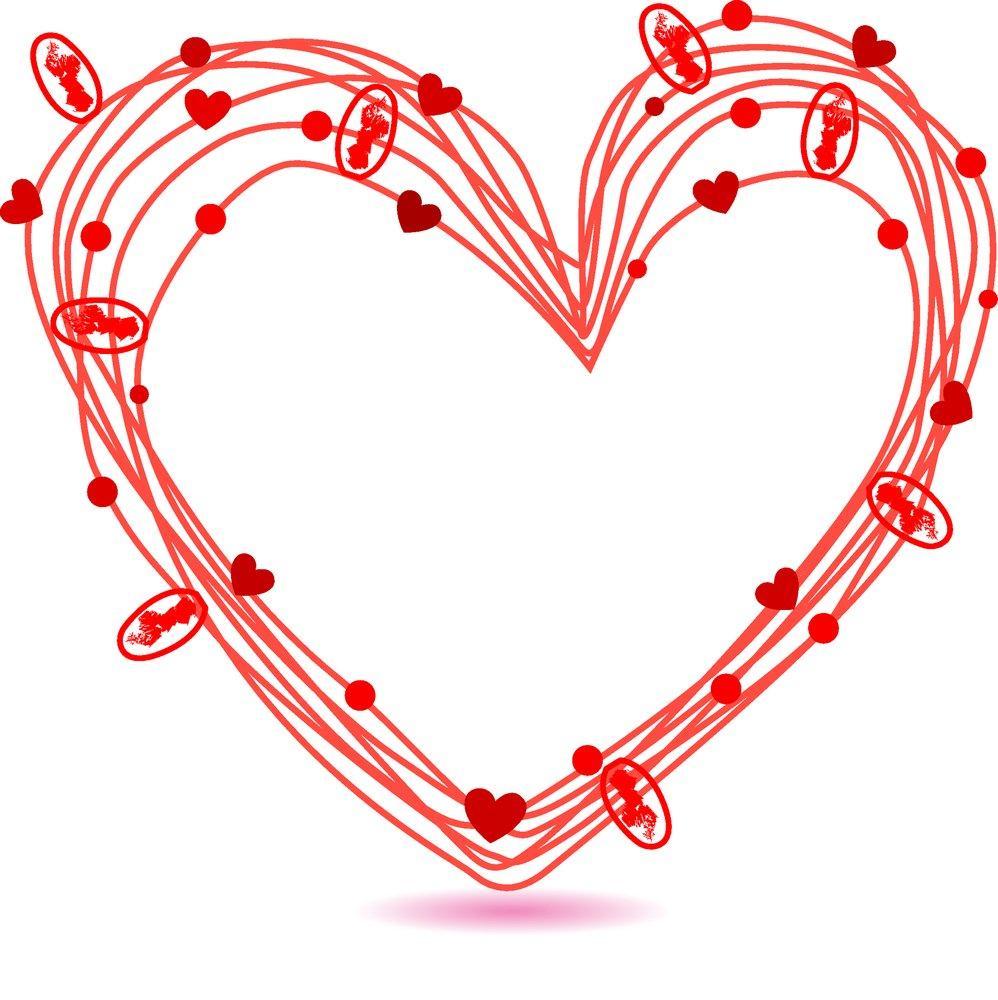 并代表特殊的含义  红色的心形符号(红心)也是扑克牌的花色之一.