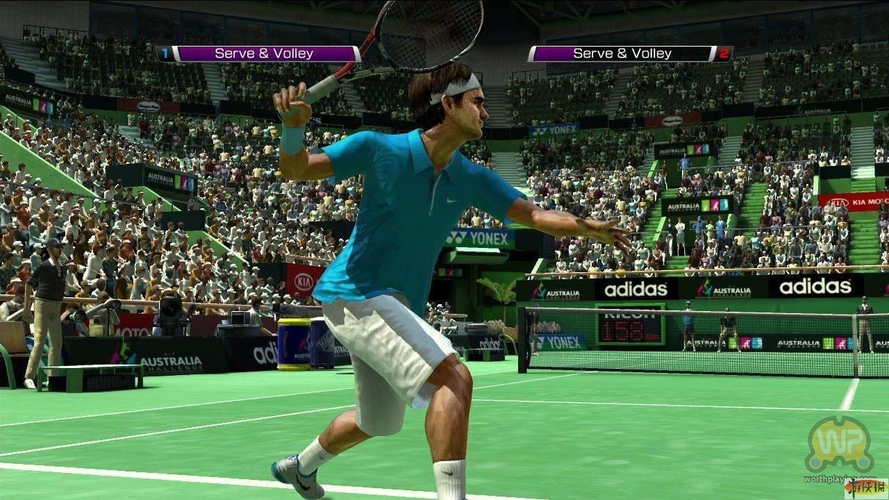 虚拟网球4怎么样?