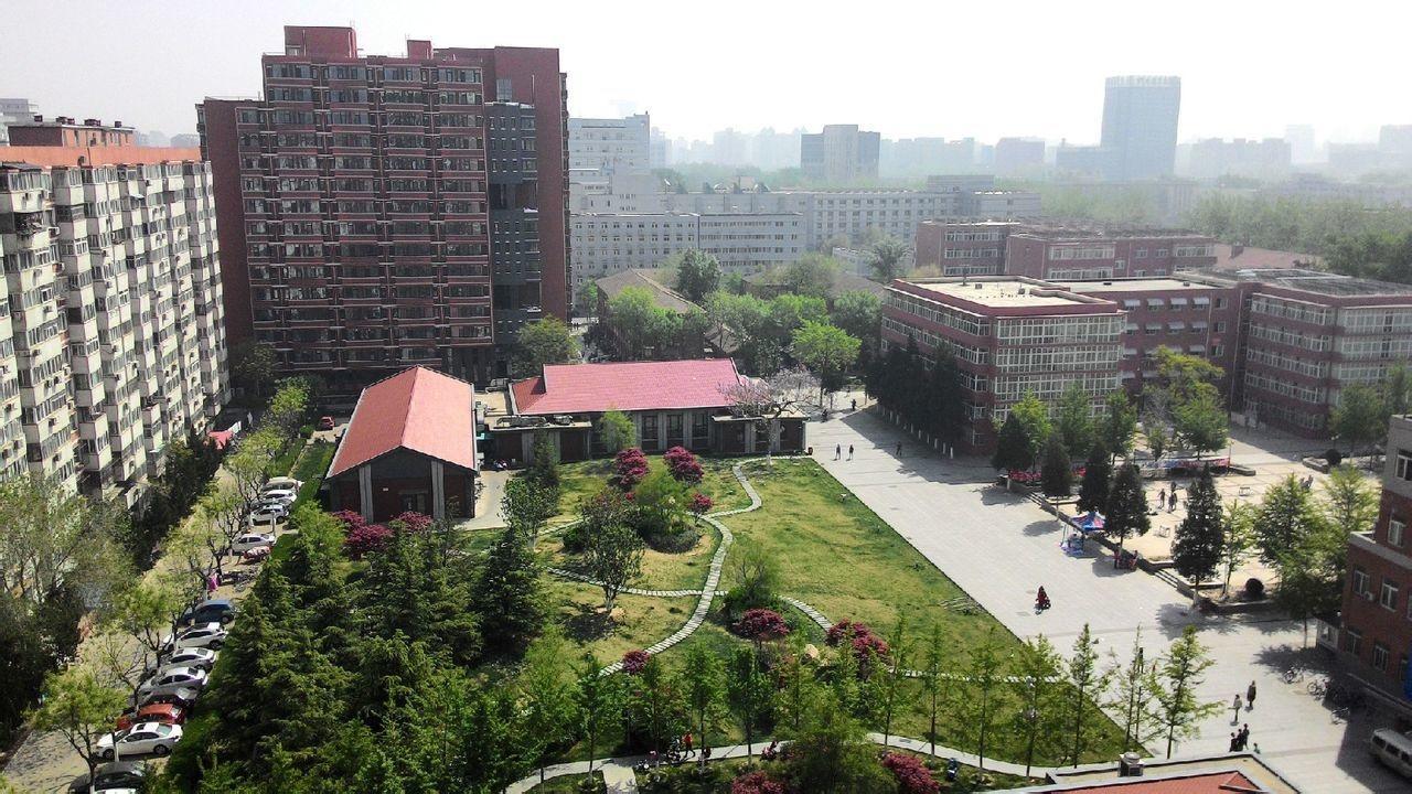北京大学宿舍图片