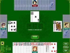 4399纸牌拖拉机_拖拉机扑克牌 - 搜狗百科