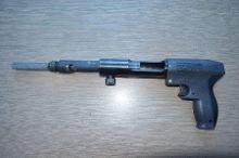 射钉枪的保险装置
