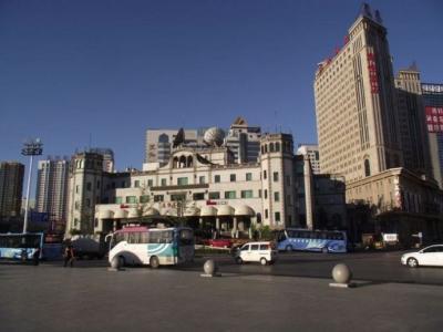 沈阳中山广场建筑群