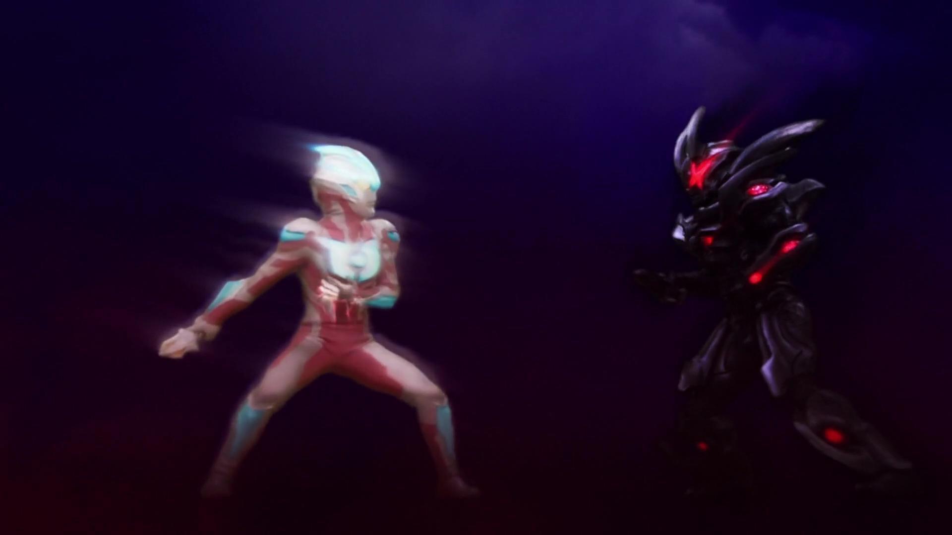 奥特曼列传:银河的第二次登场