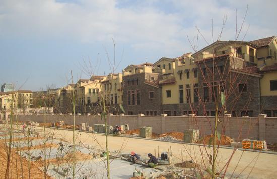 金辉淮安半岛一期位于福州市城区——仓山区南
