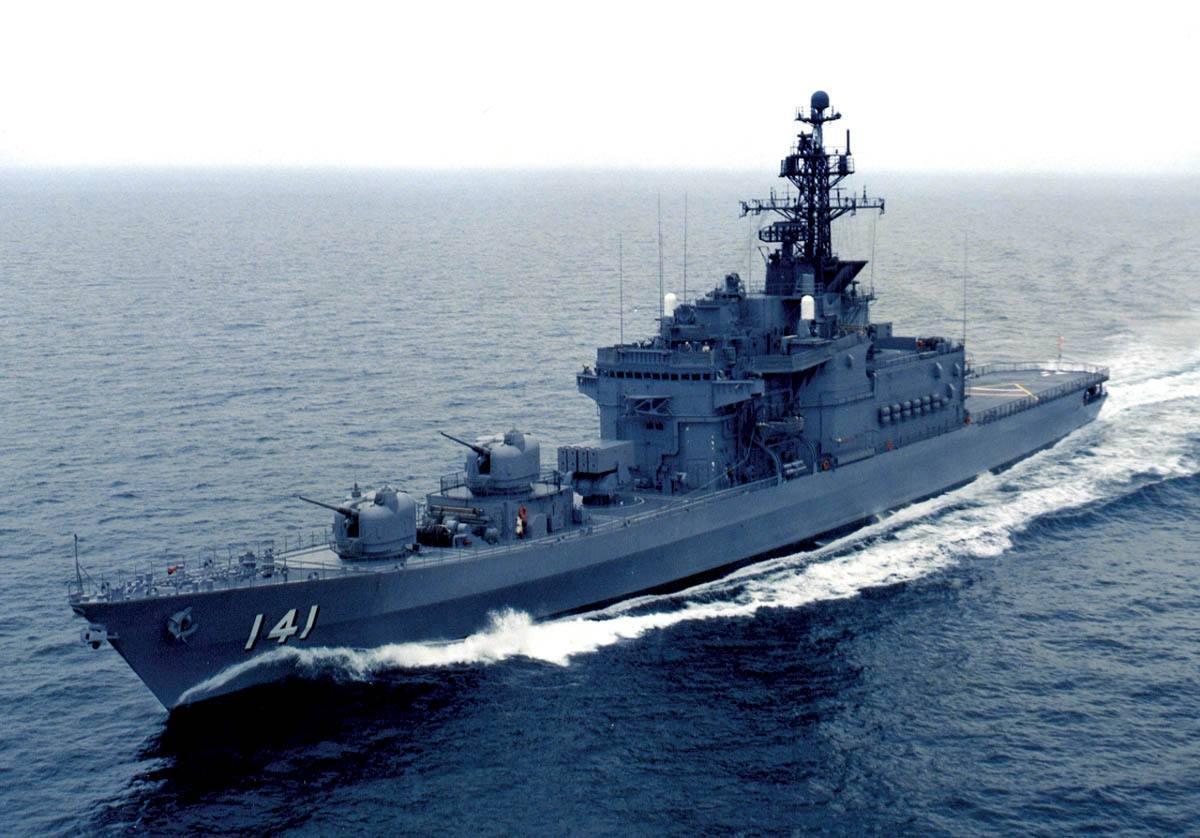 大胆级驱逐舰_榛名级驱逐舰