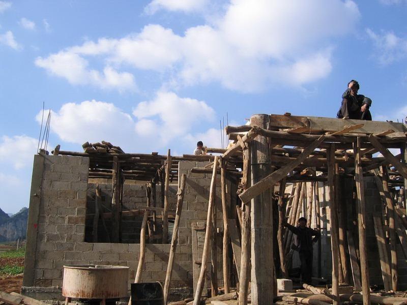 砖混结构房屋