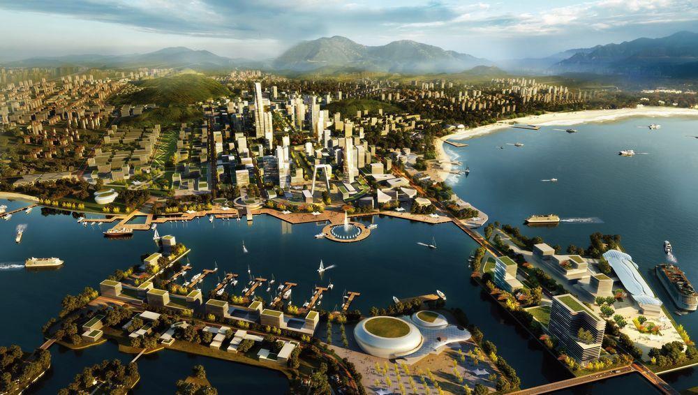 全部版本 最新版本  青岛西海岸新区位于山东省青岛市西岸,包括青岛市
