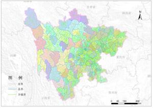 四川 中华人民共和国省级行政区图片
