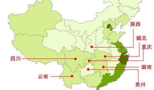 秀山县城区地图