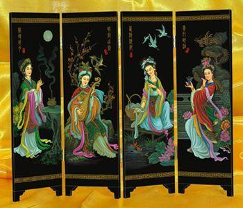 中国古代四大丑女