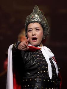 彭丽媛主演歌剧《木兰诗篇》