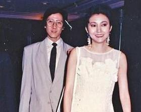 向华胜与前妻张美玲图片