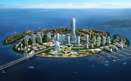 双鱼岛项目位于漳州招商局经济技术开发区,是国务院批准的首例经营性
