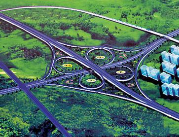 互通式立交桥