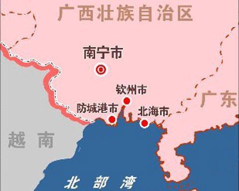贺州gdp_2017年广西各市GDP排名 南宁4118.83亿居首,桂林增速仅为3.9