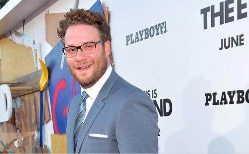塞斯路罗根_时光网讯 好莱坞著名喜剧明星塞斯·罗根在昨日被确定为2012年美国