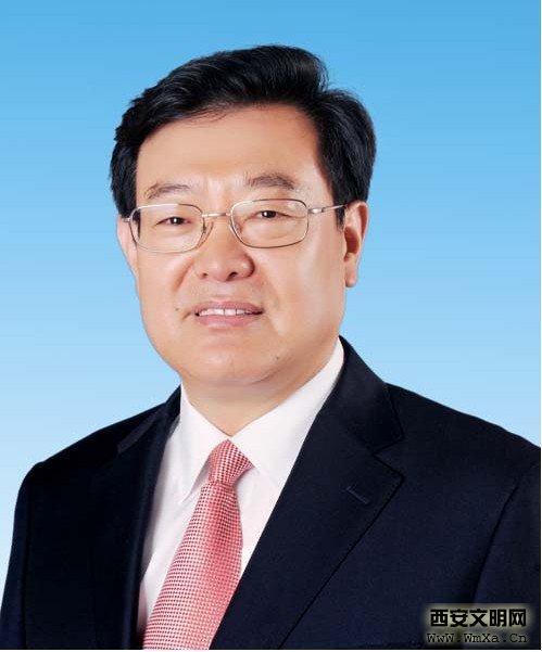 李金柱(陕西省人民政府副省长)