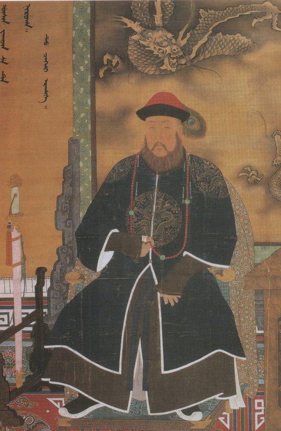 清代六大亲王