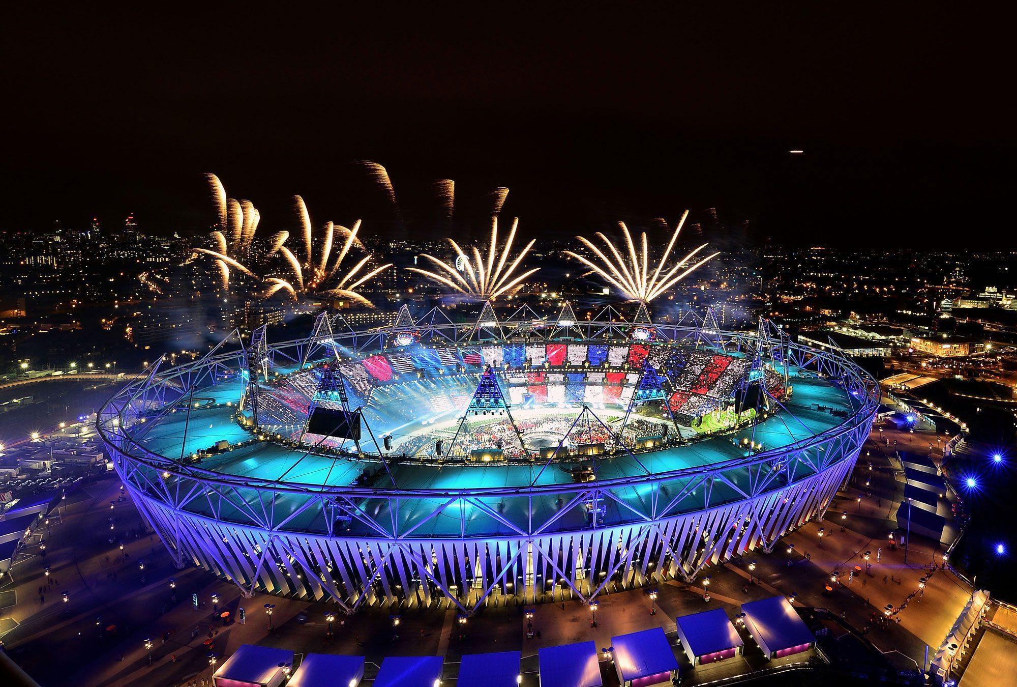 2012_2012年伦敦奥运会开幕式