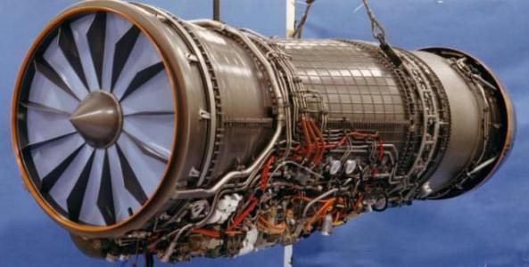 由涡轮喷气发动机(turbojet)发展而成.