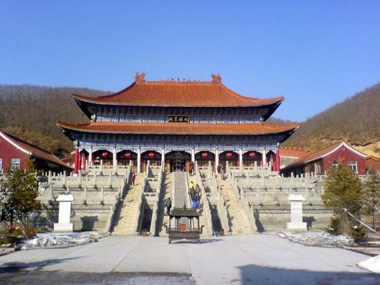 吉林敦化正觉寺