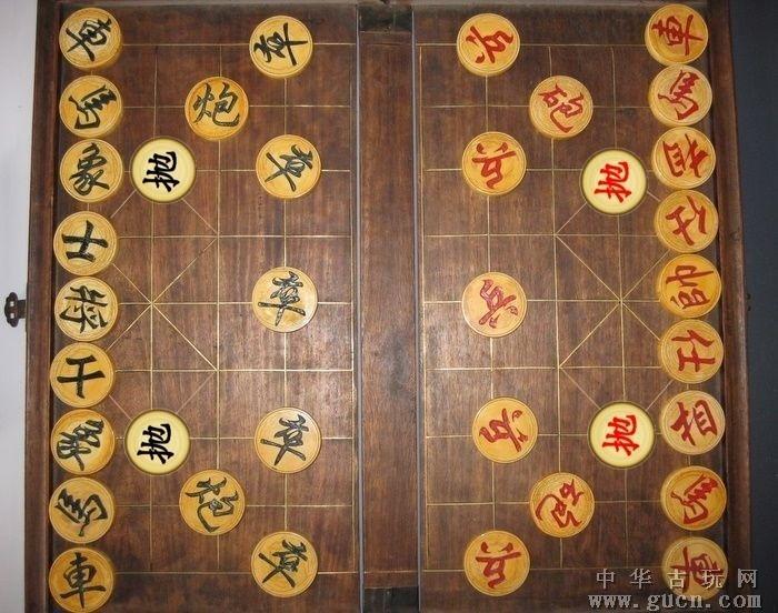 宫廷象棋图片