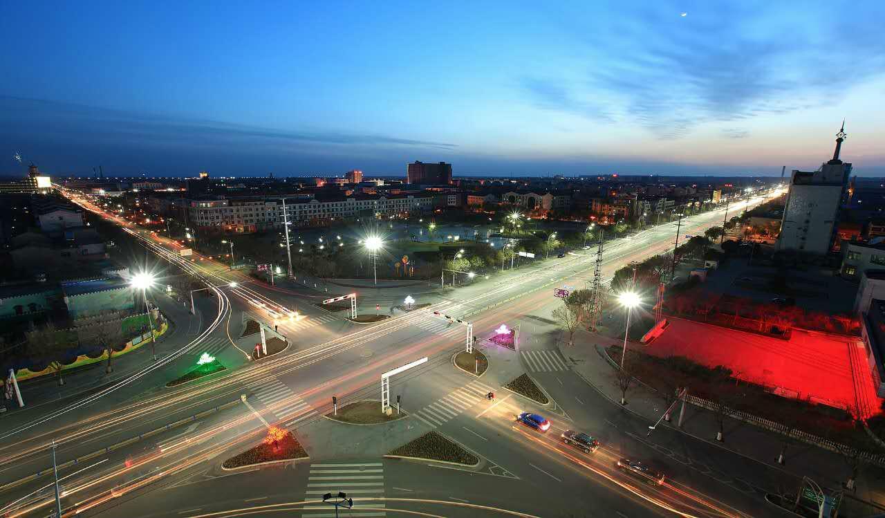 孟州市城区规划图