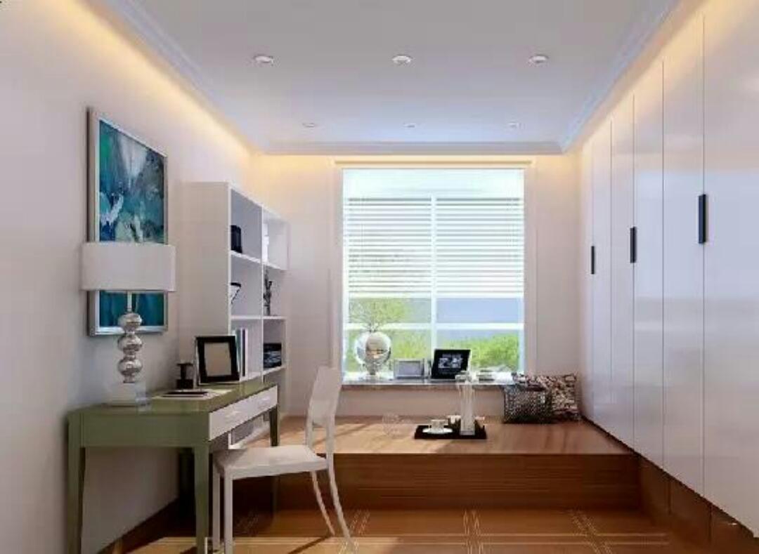 家居 起居室 设计 书房 装修 1080_789