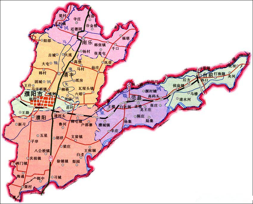 省地�_濮阳(河南省地级市)