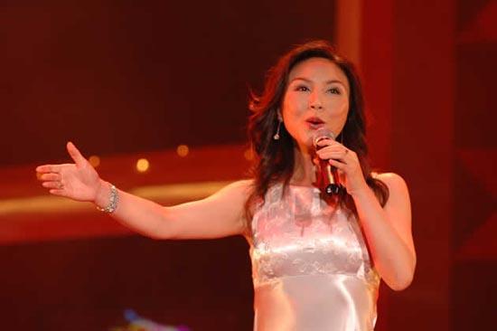 林萍(大陆著名女歌手)图片