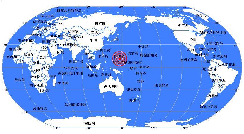 塞班岛为主要岛屿,面积122平方千米.